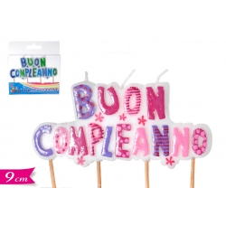 CAND. 'BUON COMPLEANNO' 2ASS.