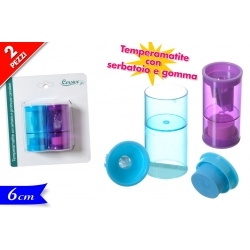 TEMPERINO C/GOMMA 2PZ ASS