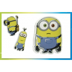 MAGNETE IN GOMMA MINIONS 3ASS